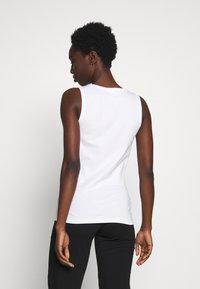 Emporio Armani - TANK - Nachtwäsche Shirt - bianco - 2