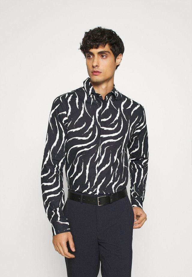 FELIX  - Shirt - black