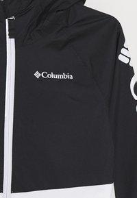 Columbia - DALBY SPRINGS JACKET - Outdoor jacket - white/black - 3