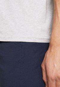 Bogner Fire + Ice - FOX - T-shirt print - mottled grey - 5