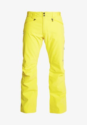 MOFFIT DERMIZAX - Snow pants - banging yellow