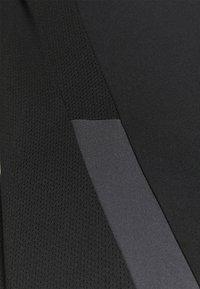 Puma - TEAM GOAL  - Treningsskjorter - black/asphalt - 6