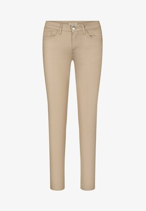 PUSH UP - Jeans Skinny Fit - beige