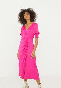 Oliver Bonas - Cocktail dress / Party dress - pink - 0