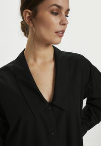 Gestuz - JILAN DRESS - Shirt dress - black - 3