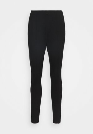 SHARP - Leggings - Trousers - black