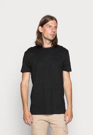 BASIC TEE 2 PACK  - T-shirt basic - black