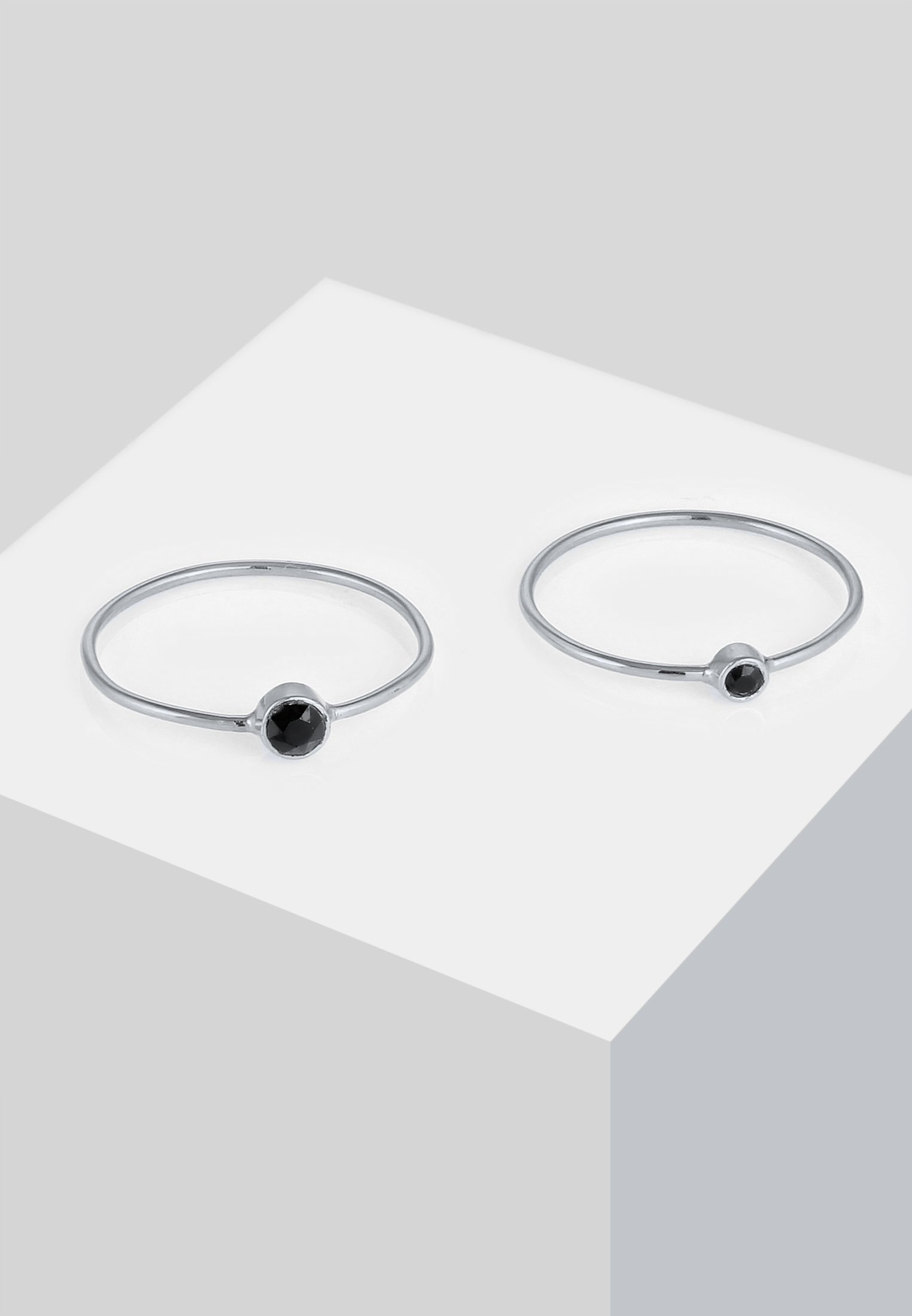 Very Cheap Popular And Cheap Accessories Elli SET Ring silber ktopkYCSZ gBLBD9ZEO