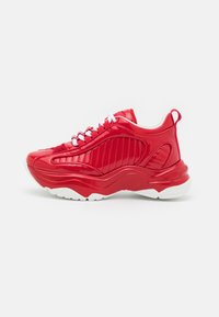 MISBHV - KOMBAT MOON TRAINERS ALL DEEP UNISEX - Trainers - red - 0
