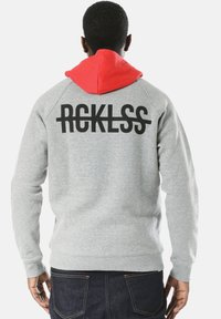 Young and Reckless - Hoodie - grey - 2