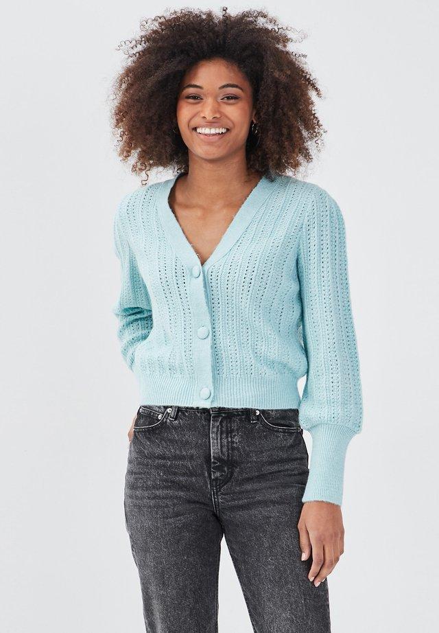Vest - bleu turquoise