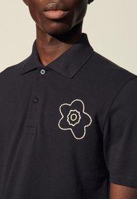 sandro - Polo shirt - marine - 4