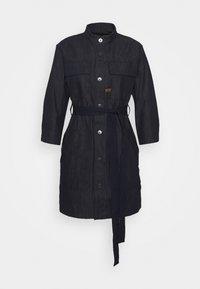 G-Star - SHIRT DRESS - Denim dress - raw denim - 6