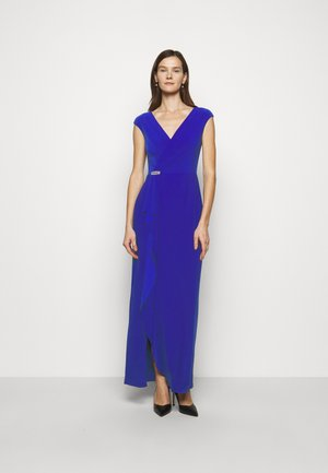 CLASSIC LONG GOWN - Occasion wear - french ultrmarine