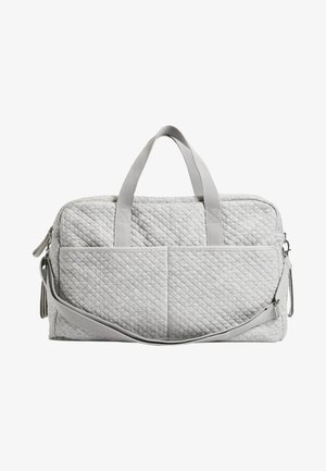 BABY CHANGING BAG - Weekend bag - grey