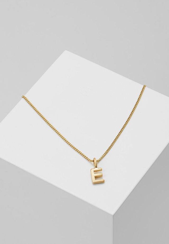 NECKLACE E - Kaulakoru - gold-coloured