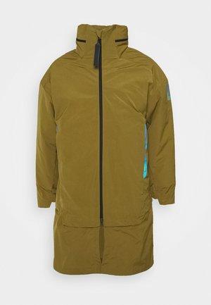 MYSHELTER 4IN1 PARKA - Zimní bunda - olive