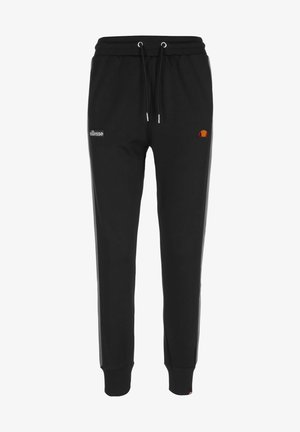AGNES - Tracksuit bottoms - black