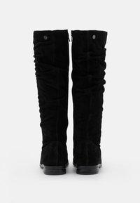 Tamaris - Vysoká obuv - black - 3