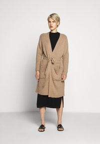 WEEKEND MaxMara - OVATTE - Cardigan - kamel - 0