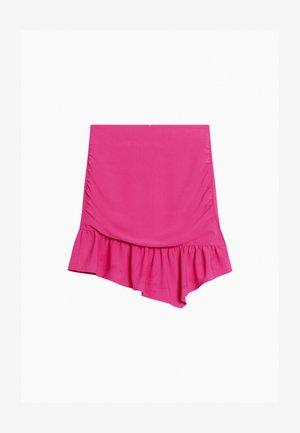 A-line skirt - pinke welle