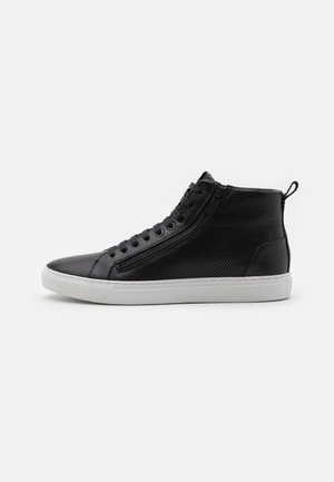 FUTURISM - High-top trainers - black