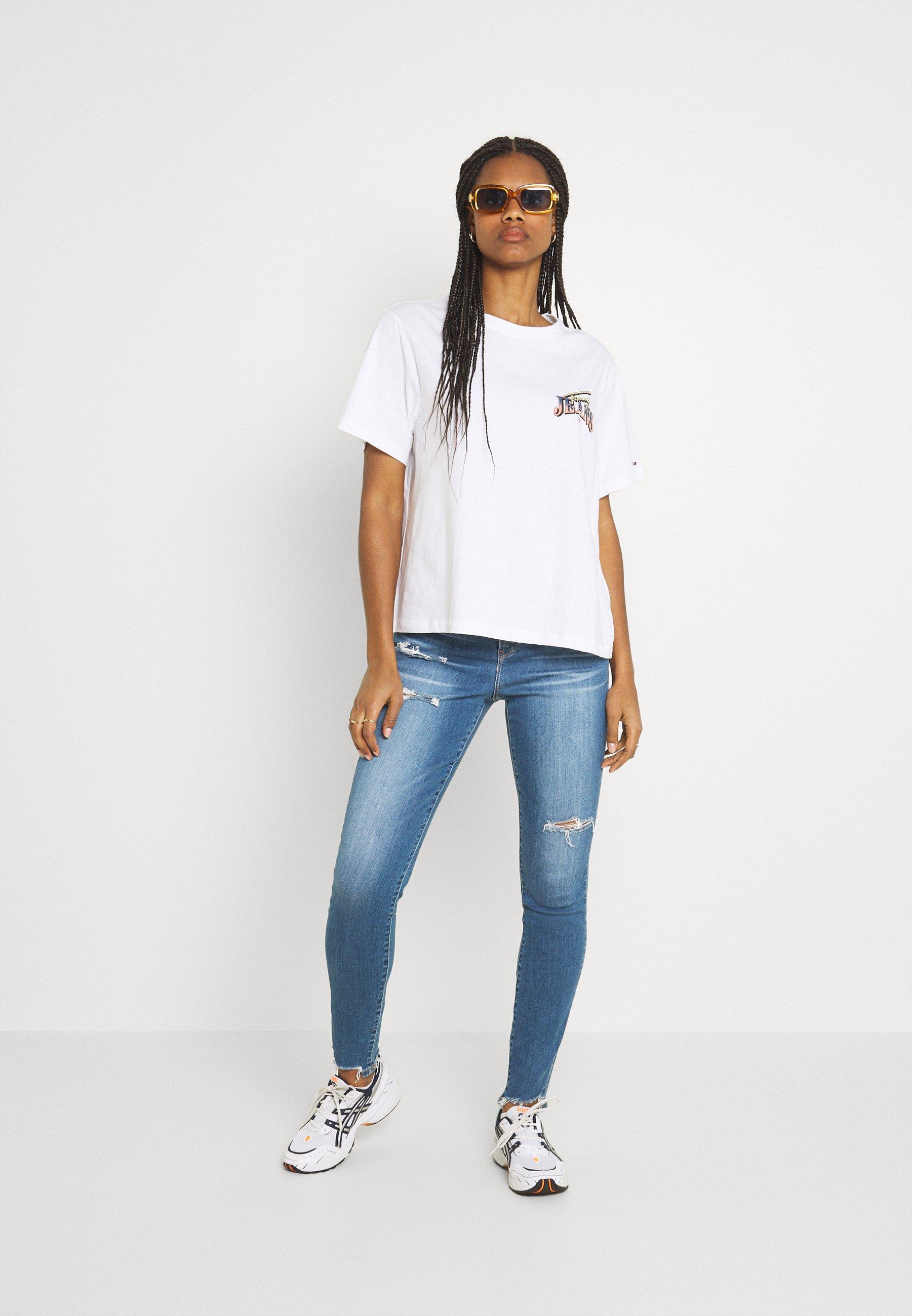 Donna SUPER HI-RISE - Jeans Skinny Fit