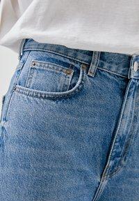 PULL&BEAR - Jeansy Straight Leg - blue - 3