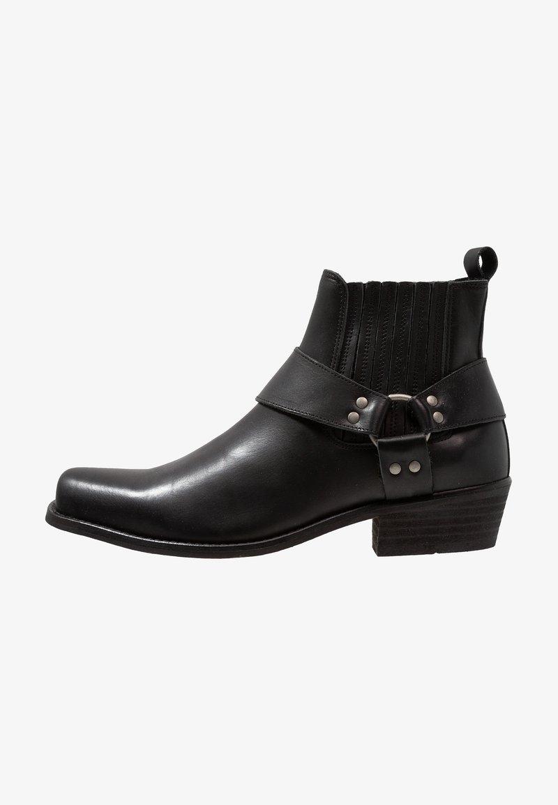 KIOMI - Cowboy/biker ankle boot - black