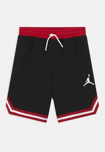 CENTER COURT UNISEX - Sports shorts - black