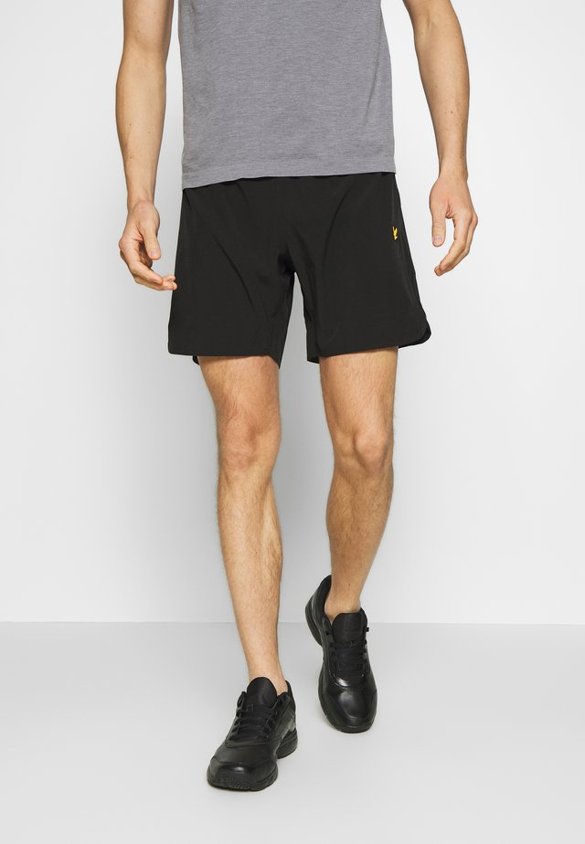 TECH TRAINING SHORTS - Short de sport - true black