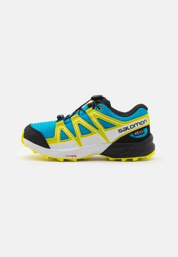 SPEEDCROSS UNISEX - Hiking shoes - hawaiian ocean/evening primrose/charlock