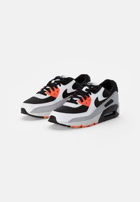 Nike Sportswear - AIR MAX - Zapatillas - white/black-turf orange-aquamarine-pure platinum-lotus pink - 1