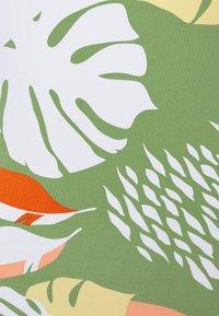 Roxy - ONESIE ALL OVER - Badeanzug - turf green undertone - 5