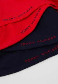 Tommy Hilfiger - WOMEN SOCK CASUAL 2 PACK - Socks - red - 2