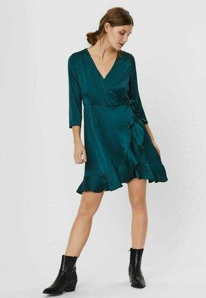 VMHENNA WRAP DRESS - Cocktail dress / Party dress - ponderosa pine