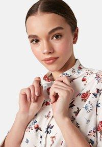 LC Waikiki - Button-down blouse - ecru - 4