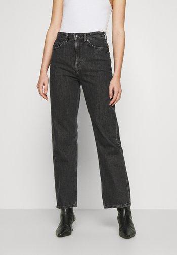 ROWE - Jeans a sigaretta - nova black