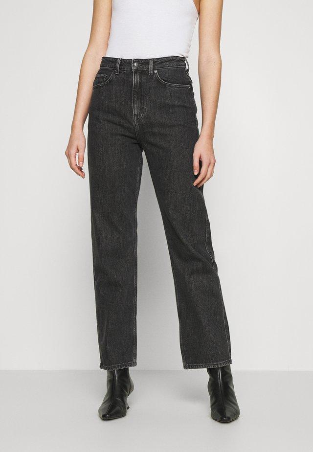 ROWE - Straight leg jeans - nova black