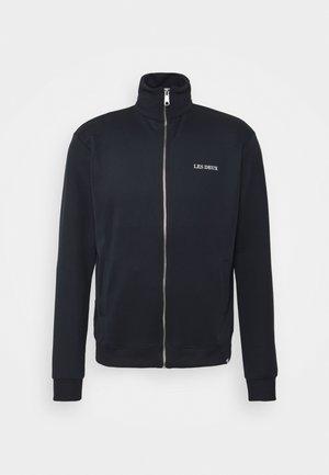 BALLIER TRACK JACKET - Training jacket - dark navy/white