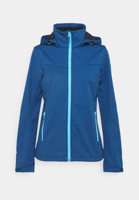 Icepeak - BOISE - Soft shell jacket - navy blue - 0
