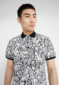 Just Cavalli - Polo shirt - black/white - 4