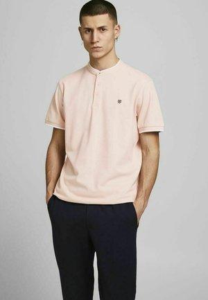 Print T-shirt - peach whip