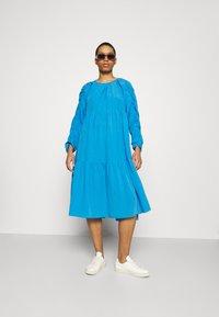 ARKET - DRESS - Day dress - bright blue - 1