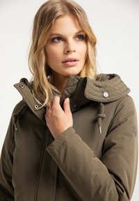DreiMaster - Winter jacket - militär oliv - 3