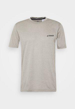 TERREX TIVID - T-shirts basic - feagray