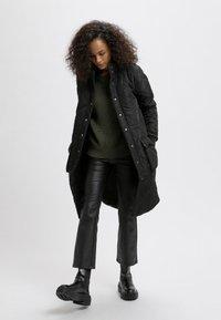 Kaffe - BPKEALA - Winter coat - black deep - 1