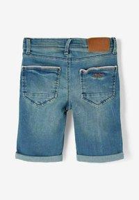 Name it - Short en jean - medium blue denim - 1