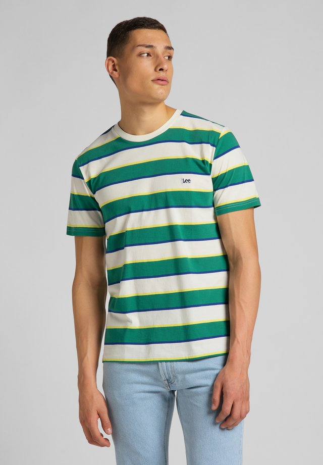 T-shirt con stampa - fairway