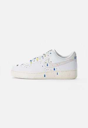 AIR FORCE - Matalavartiset tennarit - white/white-sail-white-black